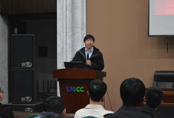 卓越新闻丨中软国际监管与审计业务线专场宣讲会