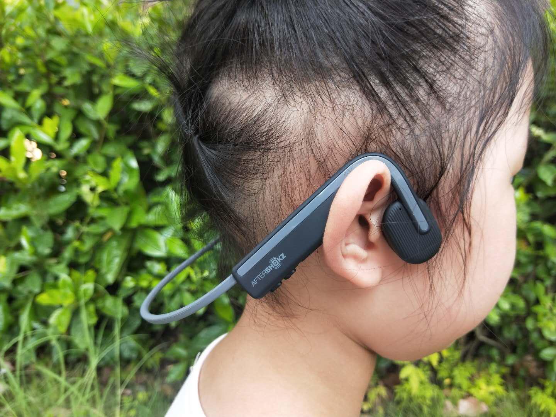 革命性的聆听体验!韶音OpenMove AS660骨传导耳机