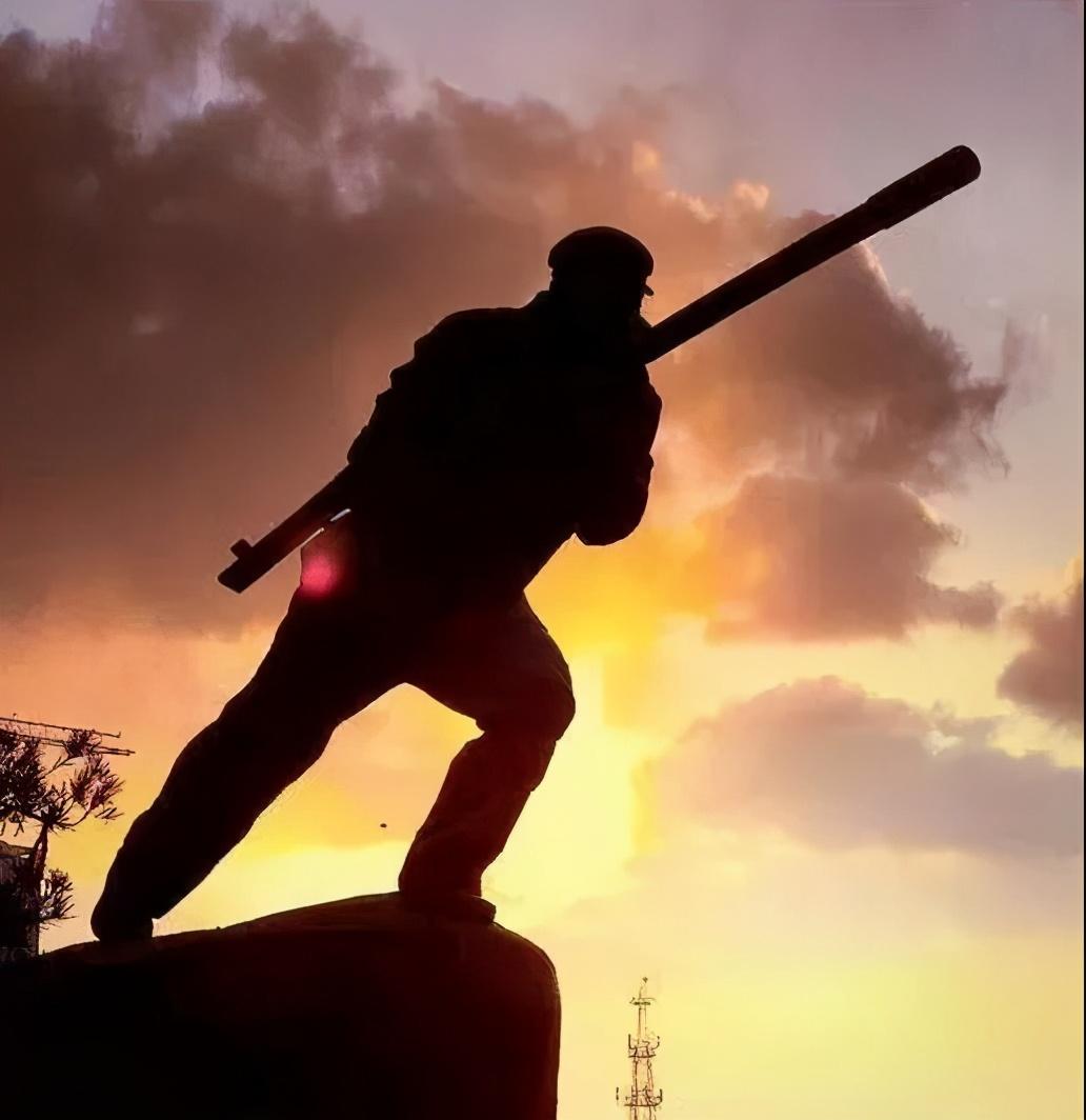 毛泽东的旗帜下,英雄儿女满天下