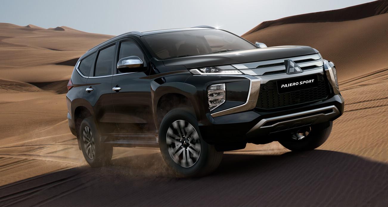 三菱硬派SUV售29.98万,搭3.0升动力,超选四驱+后锁