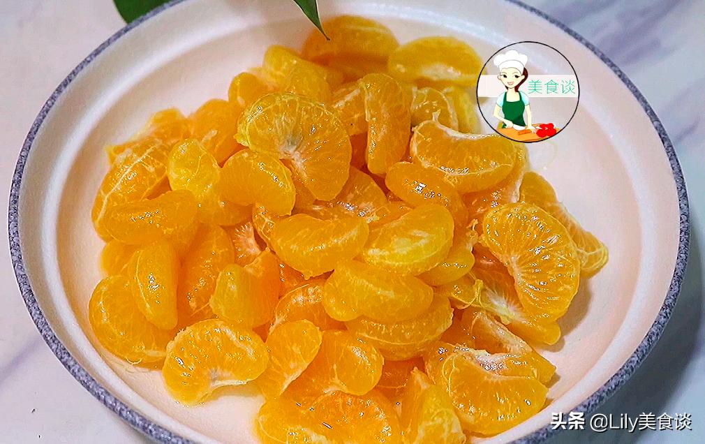 橘子別只會直接吃,放鍋裡蒸一蒸,原來好處這麼多,冷天吃特營養