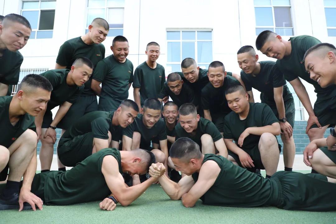 """武警<a href=http://www.cngansu.cn/ target=_blank class=infotextkey>甘肃</a>总队定西支队:""""萌新""""的重塑"""