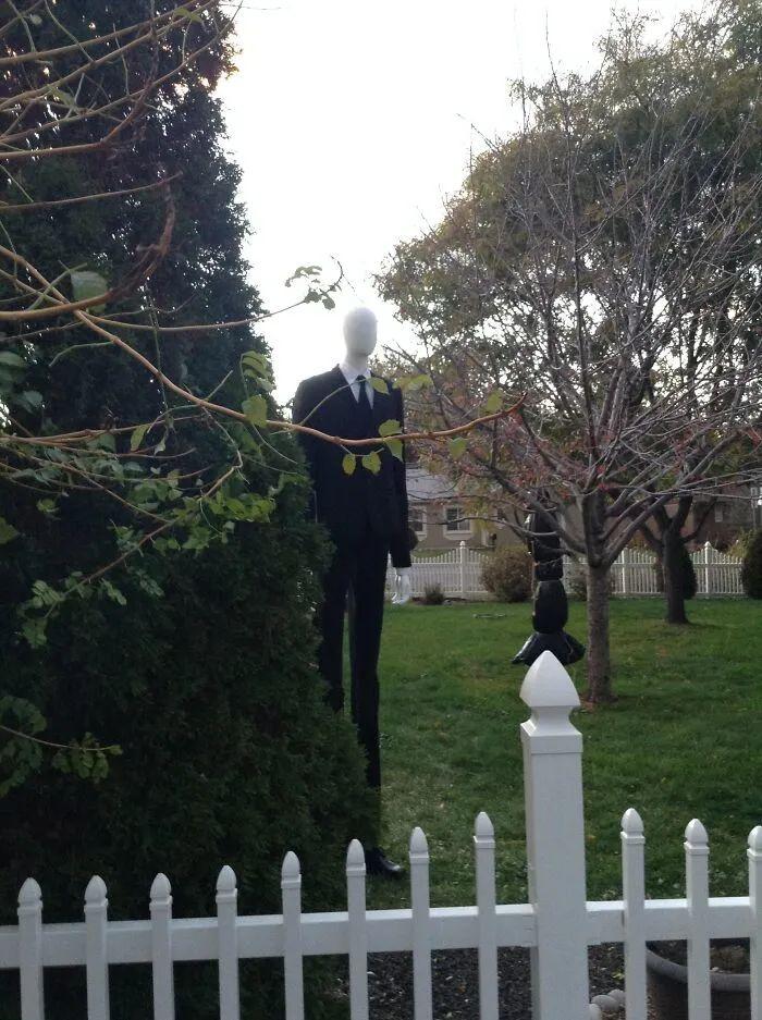 18个关于万圣节的装饰,因为过于精致,邻居都吓到报警