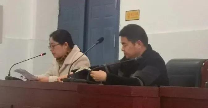 直面问题 乘风破浪—江苏滨海县坎北中学七年级召开学情调研分析会