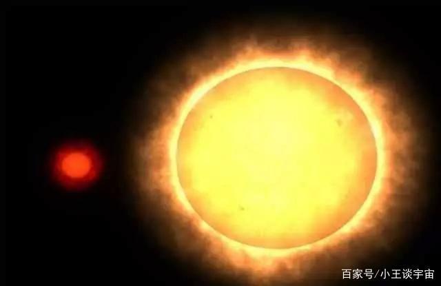最可憐的恆星紅矮星