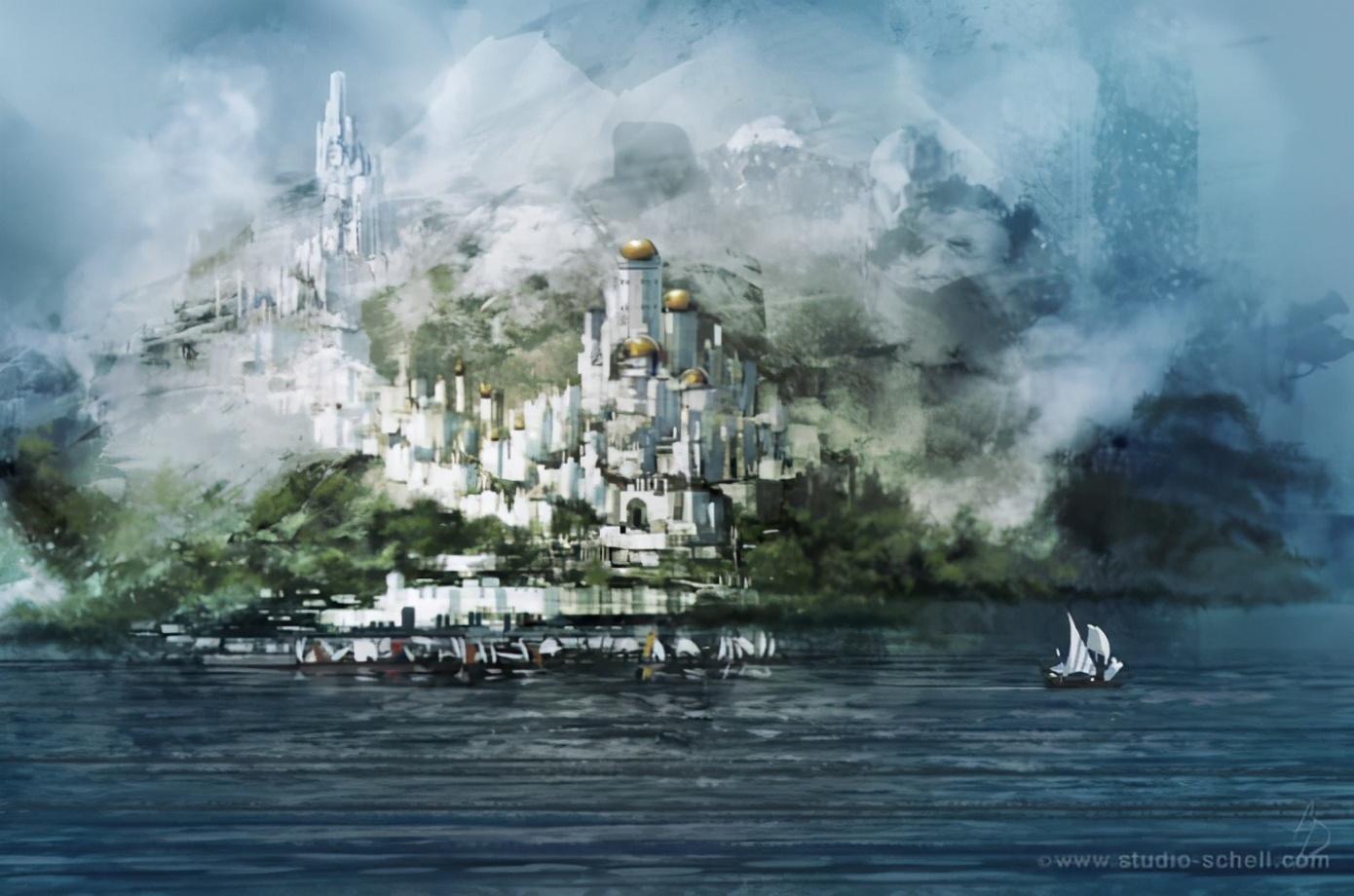 克苏鲁世界导游:幻梦境