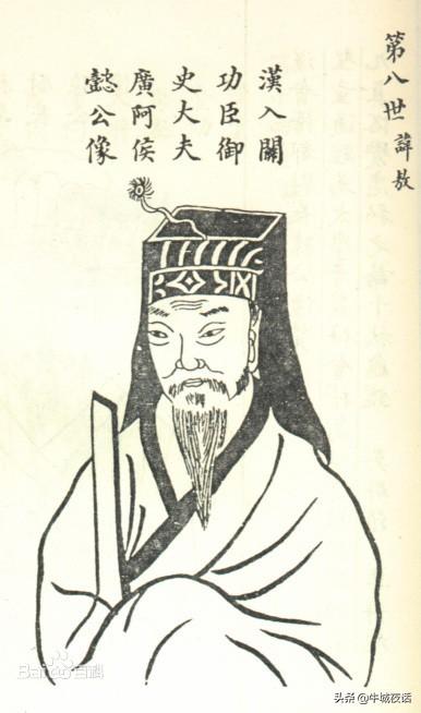 邢台隆尧县的56位历史名人