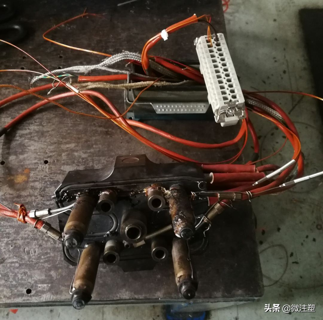 注塑模具热流道的使用和故障点维修