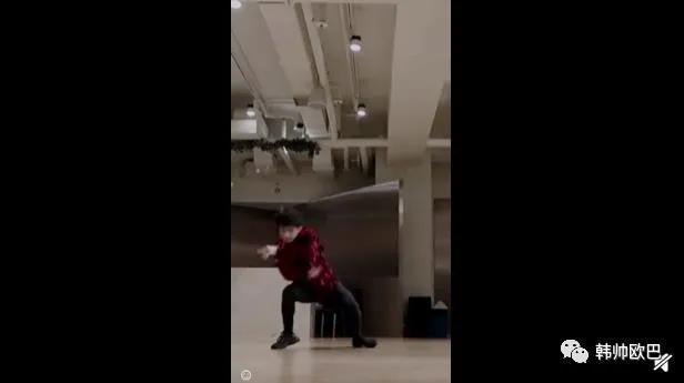 12岁以舞蹈入社的,这位男团爱豆的跳舞实力