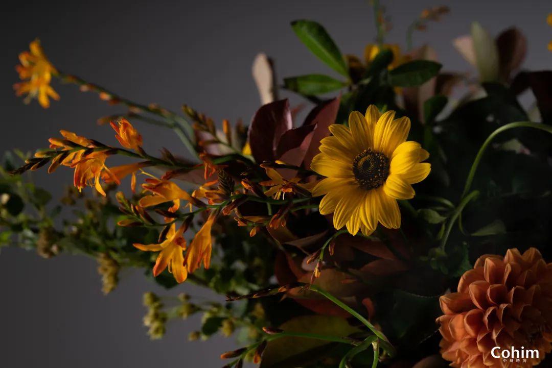 与花交谈——寻访每个花艺作品的独特灵魂
