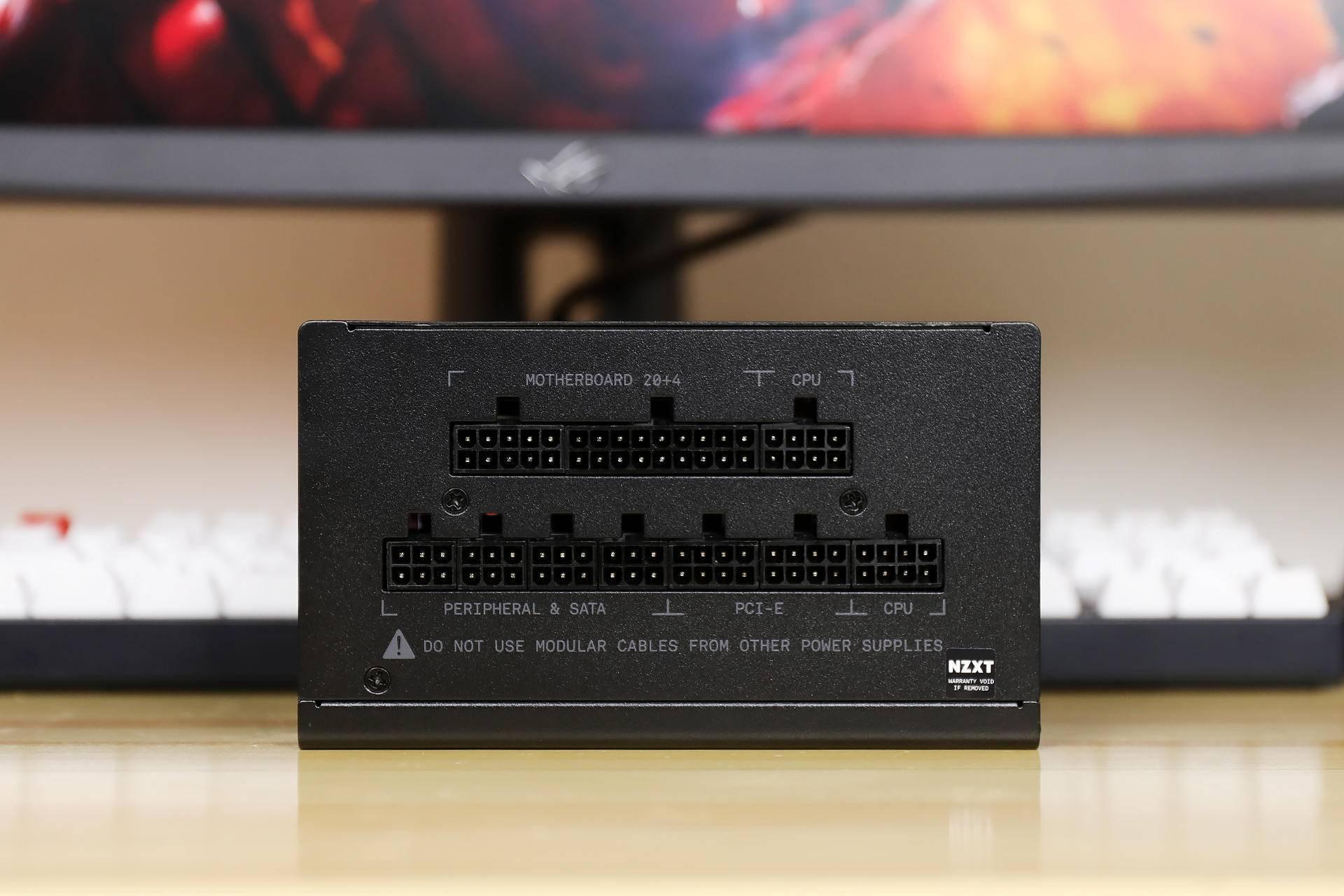 节能高效,中端配置好搭档,恩杰 C650全模组金牌电源评测