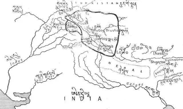 歷史真相:有數万藏族人的拉達克到底屬於哪裡?