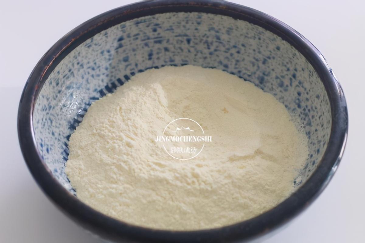 用牛奶做1款元氣美食,香甜軟糯,大人孩子都愛吃,過年做起來