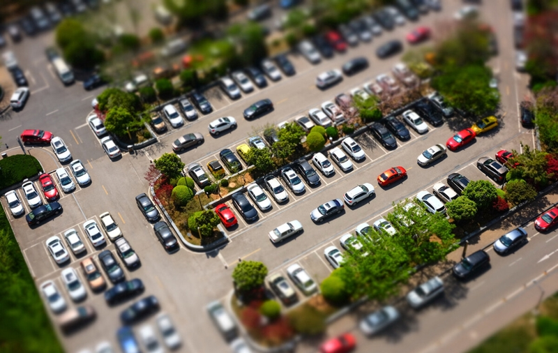 还在担心走亲访友无处停车吗?共享停车位解决方案来帮你