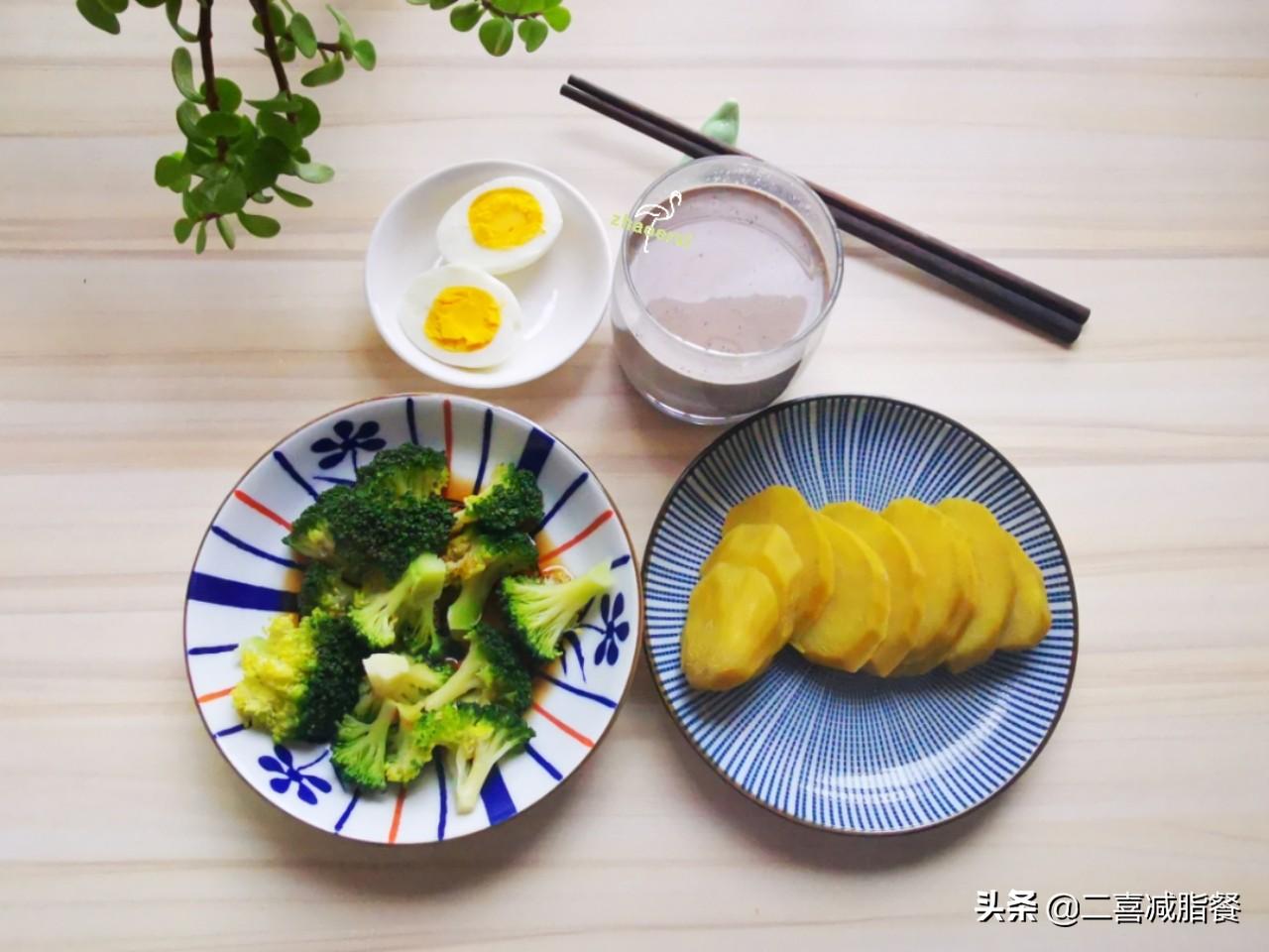 营养师7天的减脂早餐 减肥菜谱 第7张