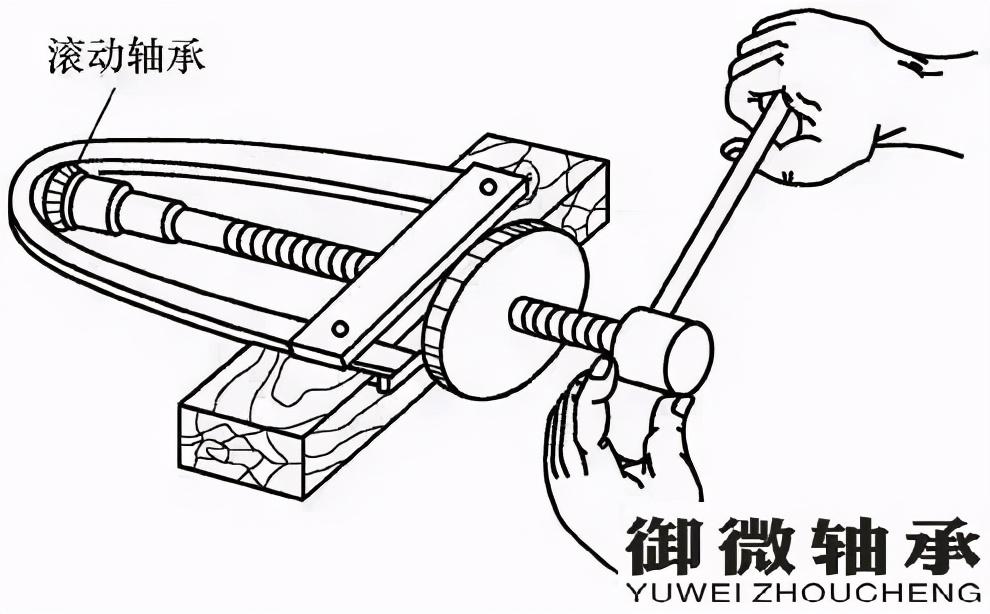 「御微轴承技术动态」正确安装轴承的五大步骤