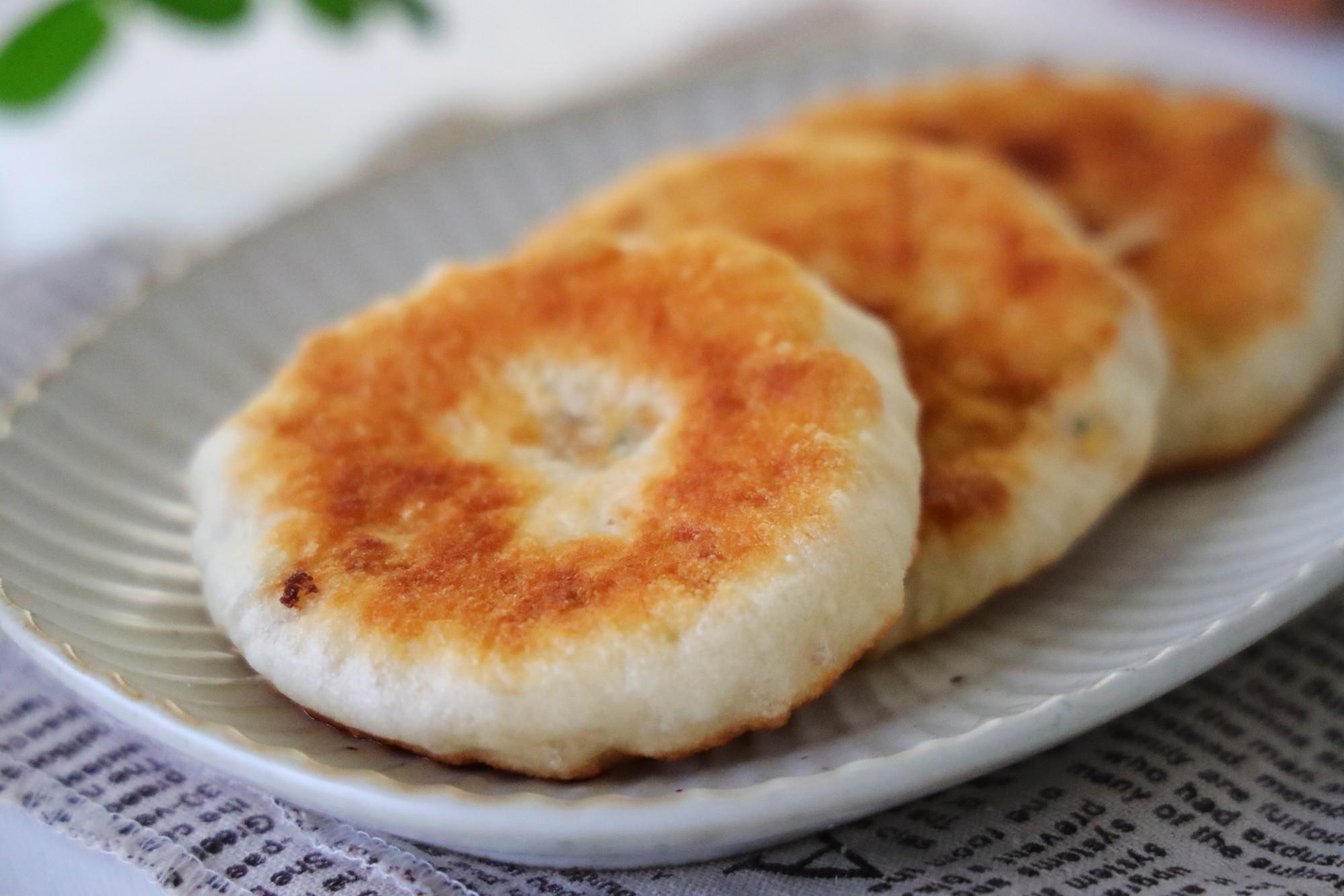 冬天要多吃白蘿蔔,教你好吃的蘿蔔餅的做法,吃一口就愛上了