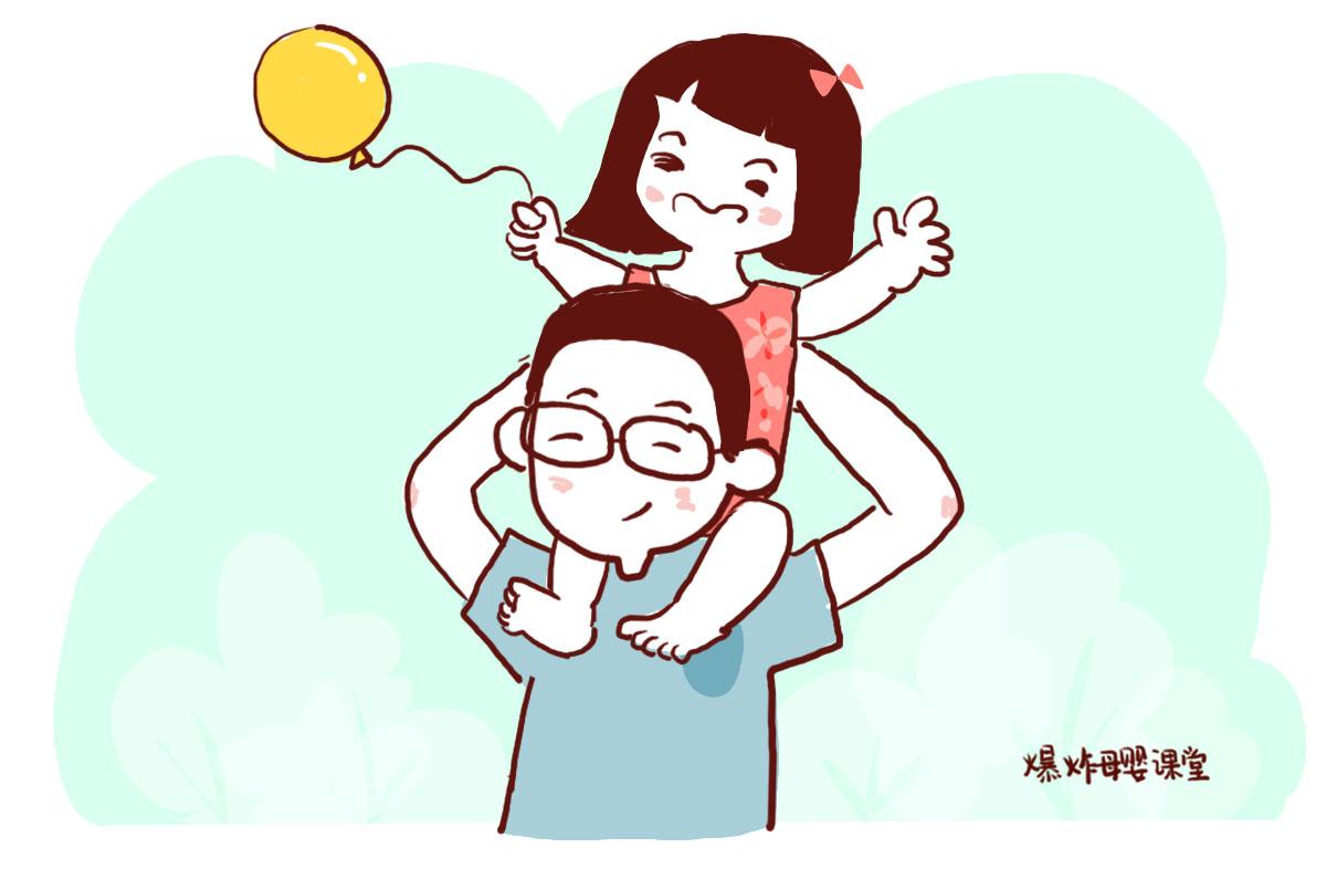 爸爸白妈妈黑,如果生下女儿肤色一定会随爸爸?真相没有美好