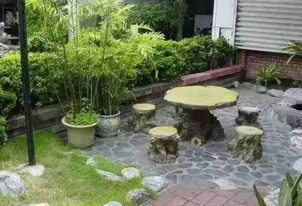 讲究!庭院石头摆放风水