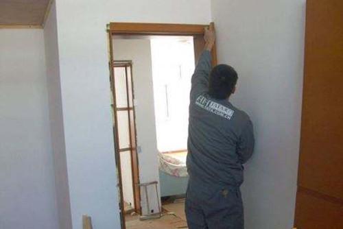 安裝木門的順序,安裝木門易出錯的細節,這心不能??!