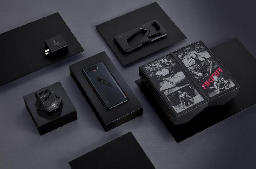 骁龙888 Plus+超声波2×3肩键!ROG游戏手机5S系列发布