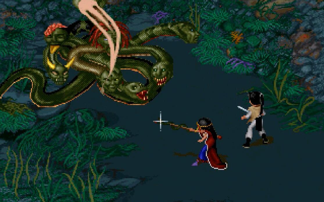 《仙剑98柔情》最强杀手锏,用夺魂和投毒直接干掉BOSS