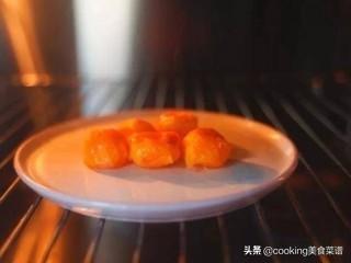 下饭菜,不一样的鸡翅做法,咸蛋黄鸡翅,做法简单,美味可口