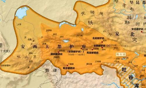 唐朝实际控制疆域为1576万平方公里,这是夸大还是事实?