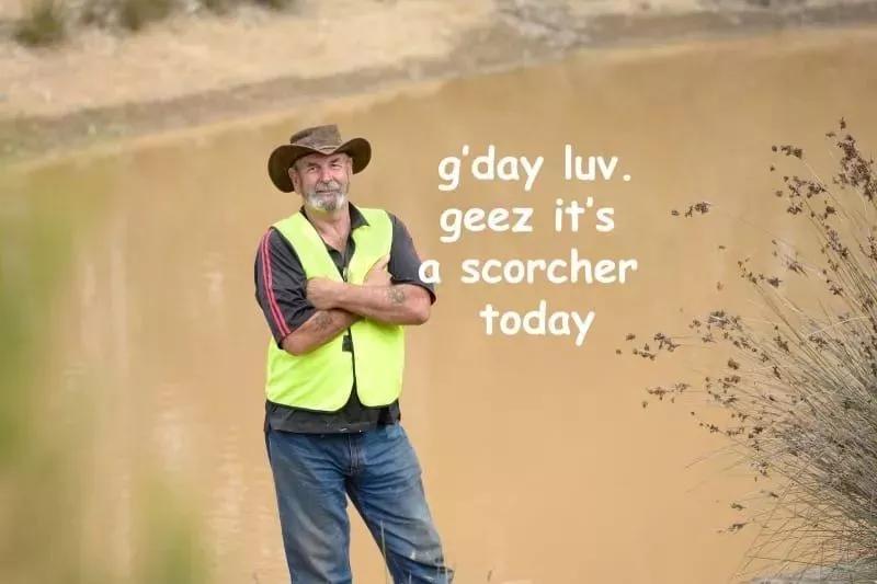 莫里森直播时嘴瓢,暴露了澳洲最奇葩真实的一面