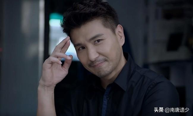《逆天奇案》开播,陈展鹏成TVB收视救命稻草,大咖一集就领盒饭