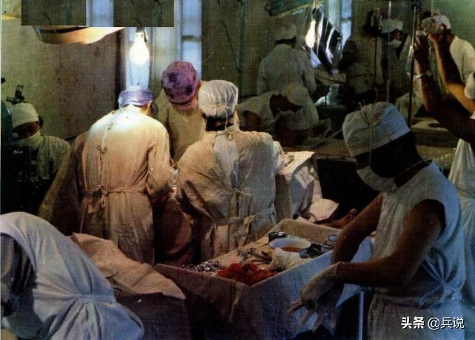 老山卫生员,含泪见证伤员回光返照:我妈来看我,扶我起来