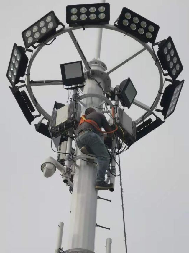 推进新基建培育新动能 青岛西海岸5G网络信号实现连续覆盖