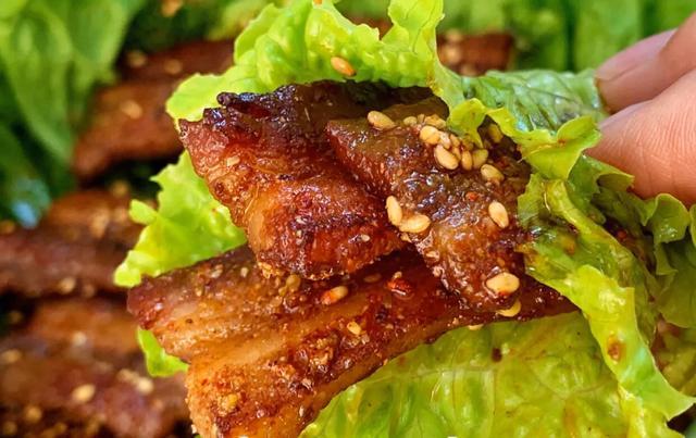 正宗韩式烤肉腌肉方法,看看你都缺少了哪样
