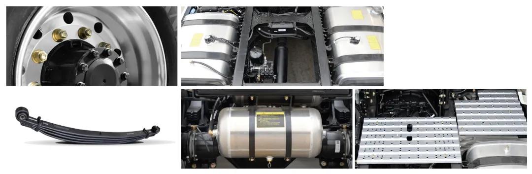 高端干线物流标杆车型:大运V9