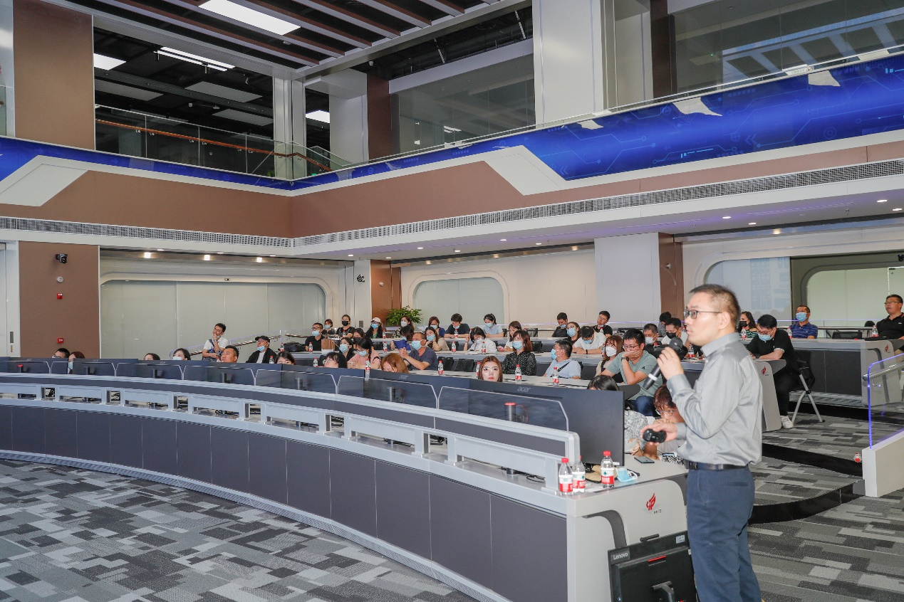 新华三智慧城市项目落地杭州滨江,可一网统管62个社区