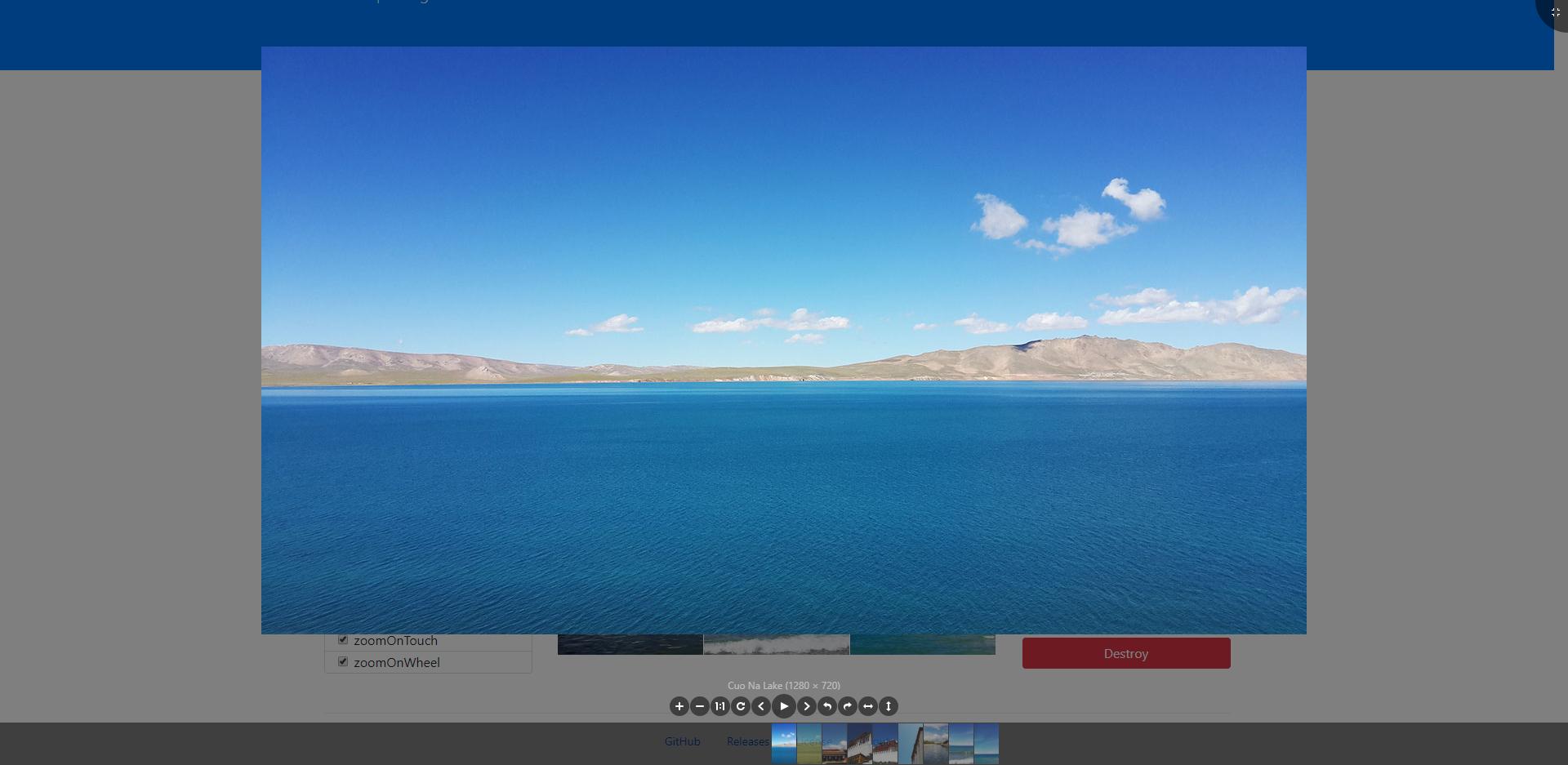 优秀的Web图片预览+图片裁剪插件,分享给需要的开发者
