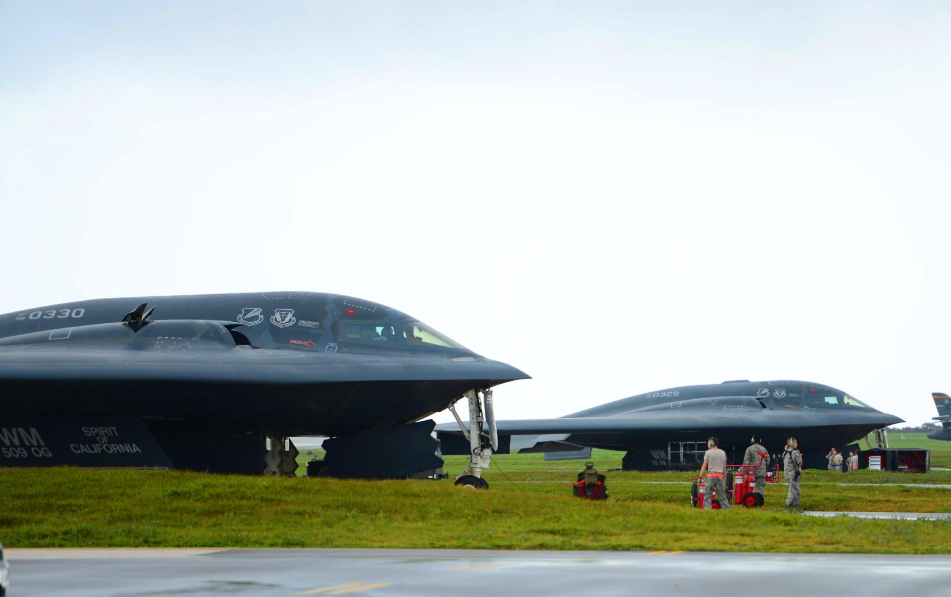 中俄联合巡航,轰6K航程不足,要发展一款巡航用战略轰炸机吗?