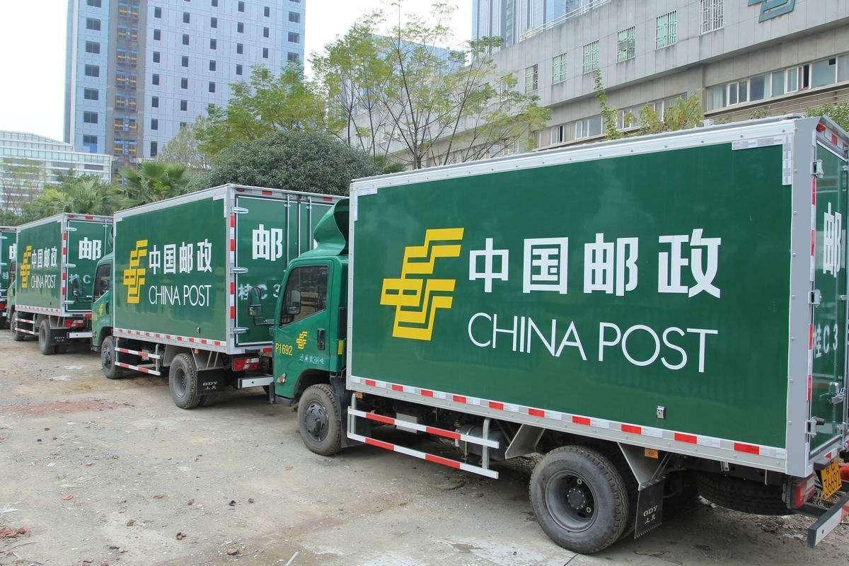 """別的快遞都爭先恐後,為啥郵政快遞一直很""""佛系"""",卻屹立不倒?"""