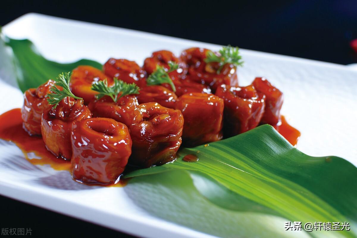 中国八大菜系有哪些名菜,哪些让你回味无穷,吃货点进来 美食做法 第3张