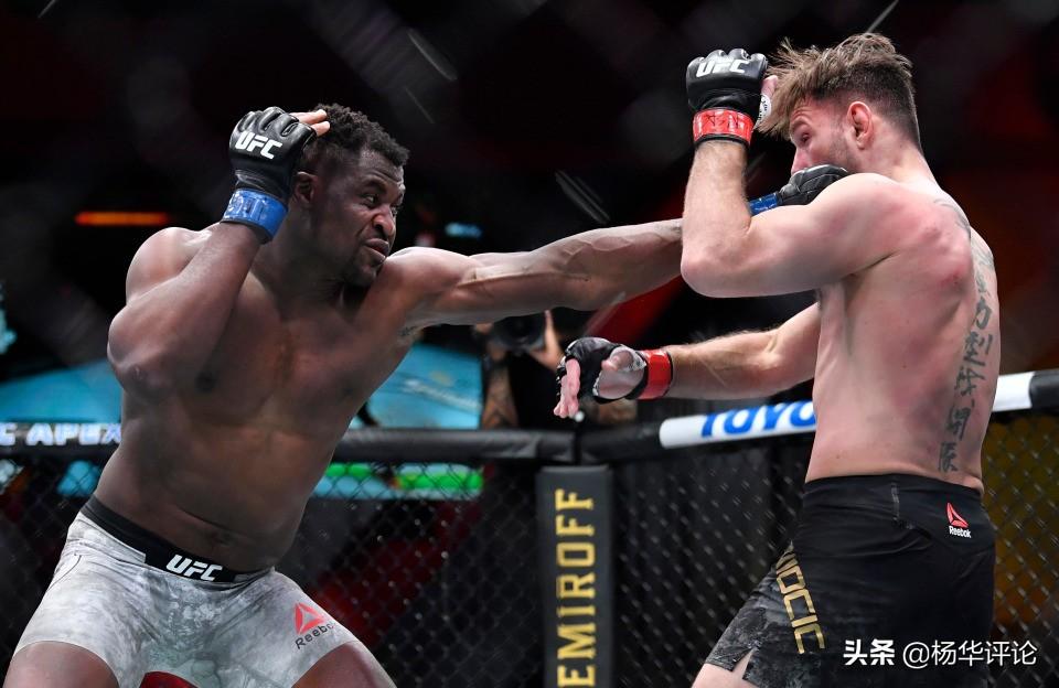 铁血与骨头亦敌亦友,纳干诺替琼斯鸣不平:UFC该给他增加出场费