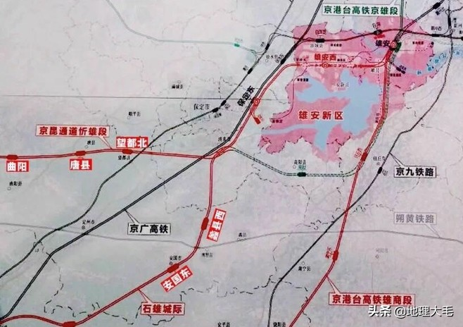 河北一县是中国药都,至今没有客运铁路,石雄城际高铁规划过境