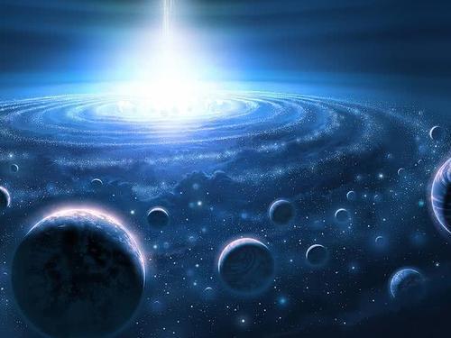 """用中国古代""""阴阳""""学说,破解宇宙之谜!你能有反驳理由么……?"""