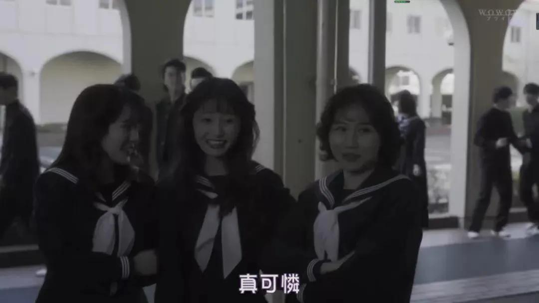 豆瓣8.9分,桥本环奈新日剧《影响》:3名高中生犯罪之谜