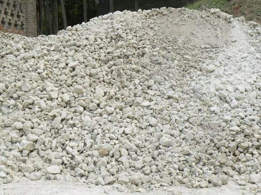 生石灰还有假货?该如何判断生石灰的真假