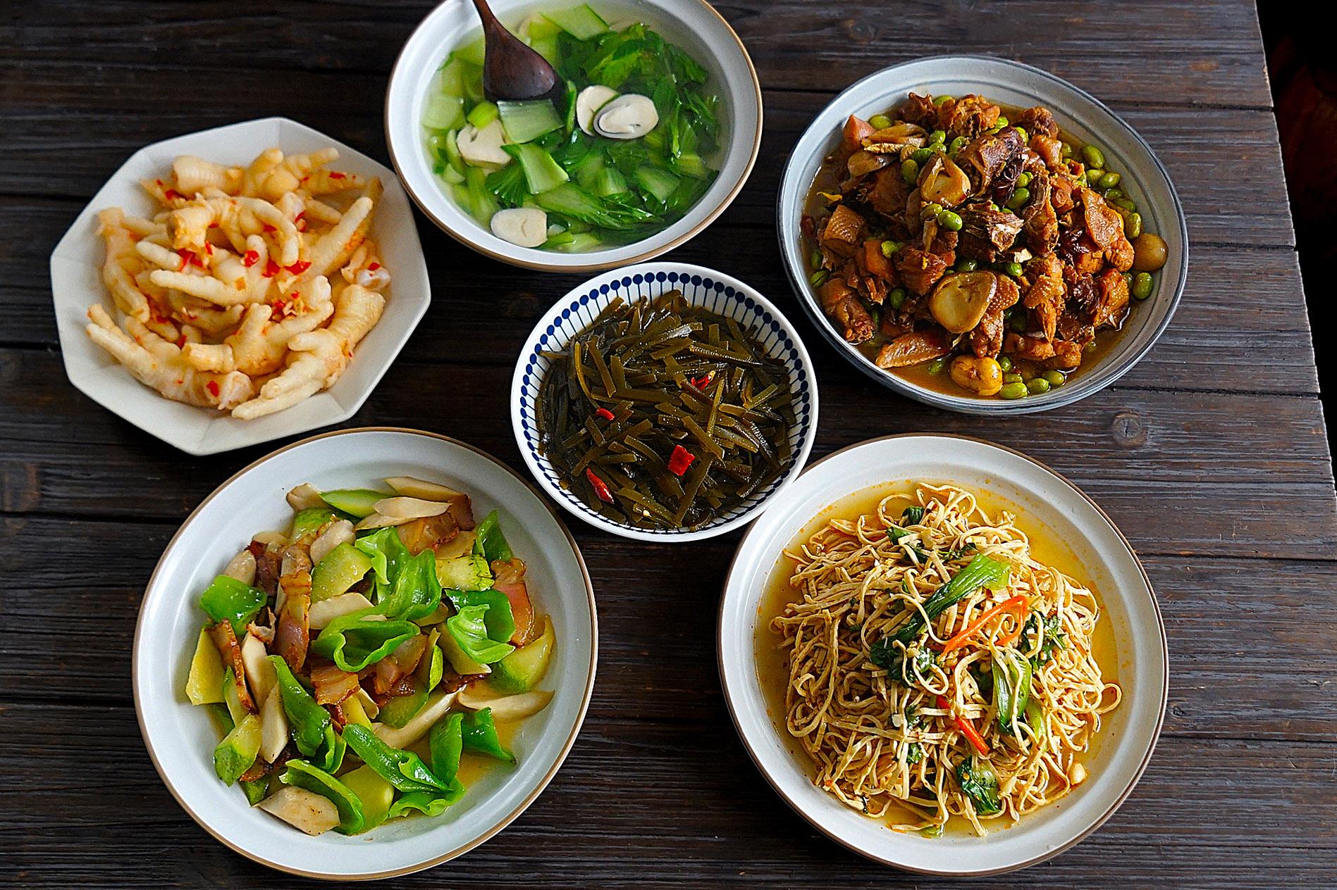 五一,弟媳妇下厨做了5菜1汤,精致又美味,网友被馋到流口水 美食做法 第1张