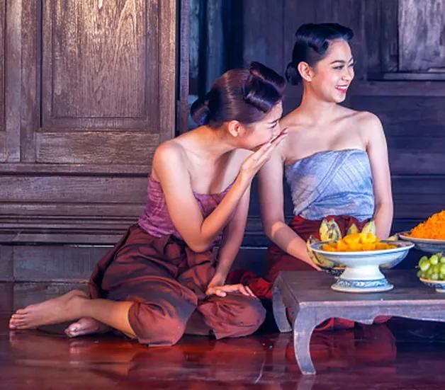 各国服饰大比拼,看泰国的国服到底有多惊艳?