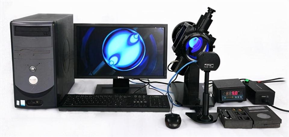 用光弹扫描法对玻璃进行缺陷检测