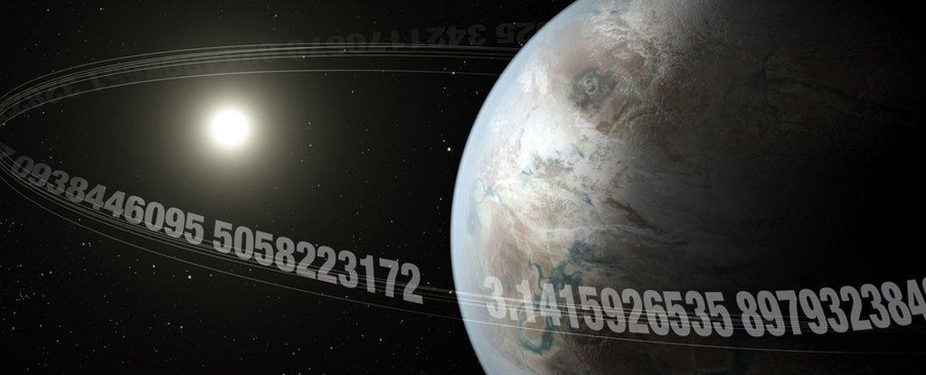 新发现:距地186光年的π 地球,跑一年却仅需3.14天-第1张图片-IT新视野