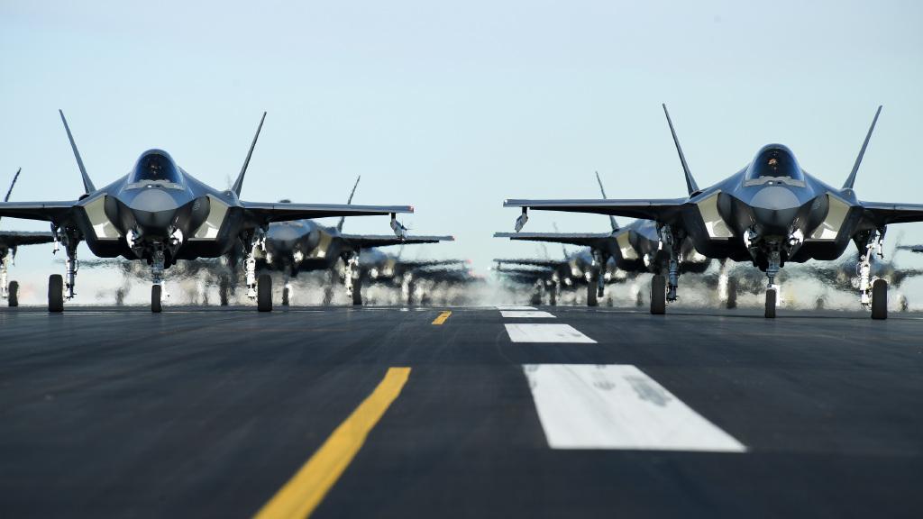 中美开战服从将若何?美国空军照料长收回正告:美军损失将高于二战