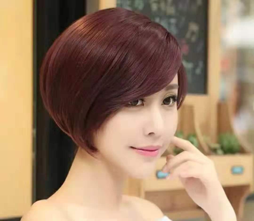 30岁的女性适合什么颜色的头发, 减龄显白有气质最重要